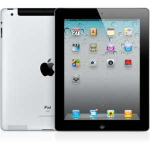 Apple iPad 2 Tablet (16GB, Wifi, White) 2nd Generation