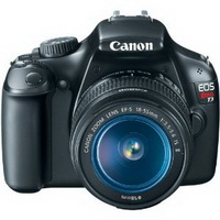 Canon EOS Rebel T3 Digital SLR