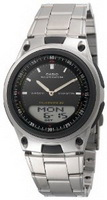 Casio Men's Ana-Digi, 10-Year Battery Bracelet Watch