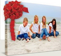 Your Kids Photo on Canvas, 16'x20' Thick Gallery Wrap Canvas
