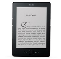 Amazon Kindle Black